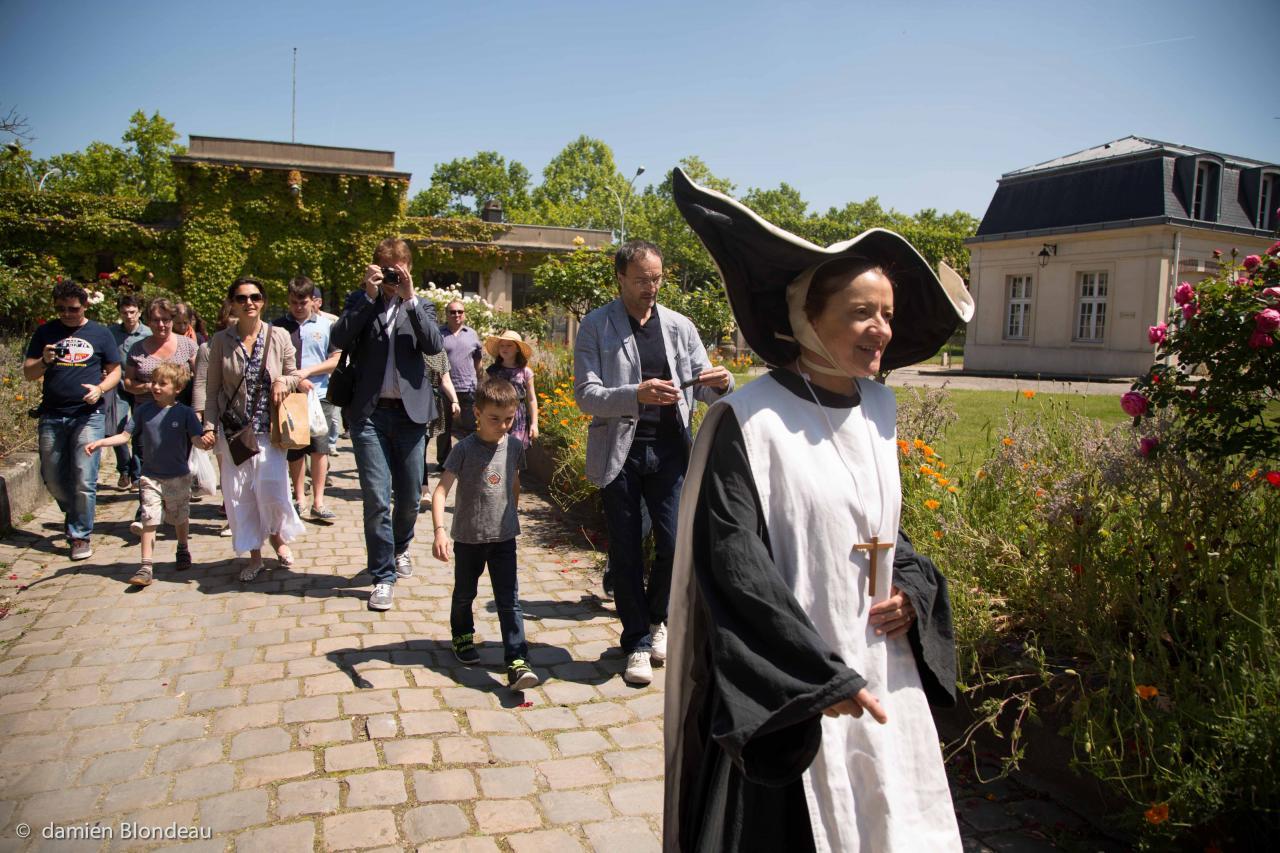 Spectacle itinérant - Accueil chapelle