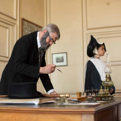 Spectacle itinérant - Chez le proviseur Julien