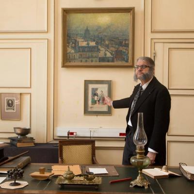 Spectacle itinérant - Dans le bureau du proviseur Julien