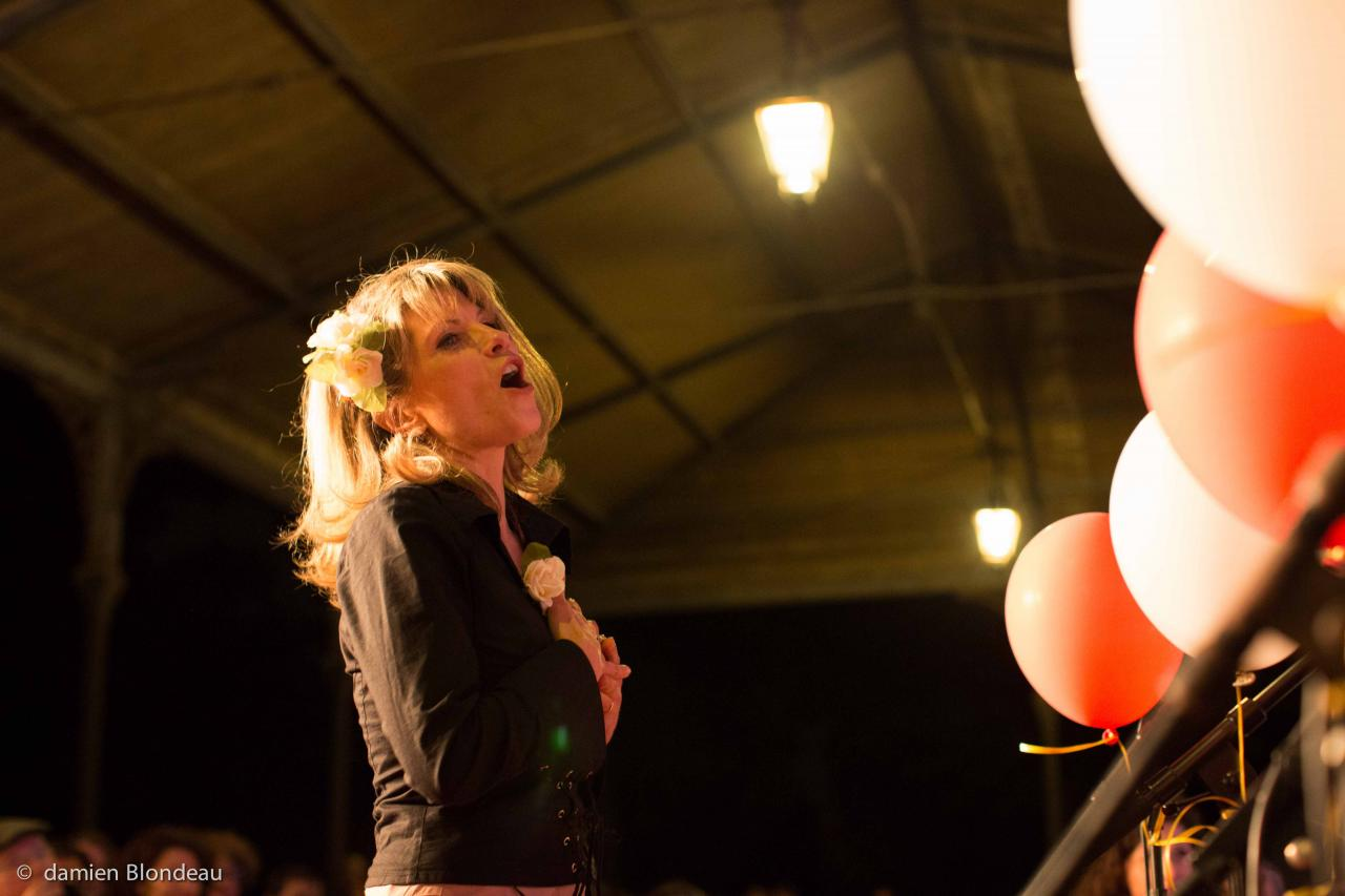 Ambiances de cabaret - Photo Damien Blondeau