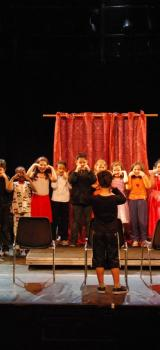 Oser le théâtre - Pierre de lune 2016