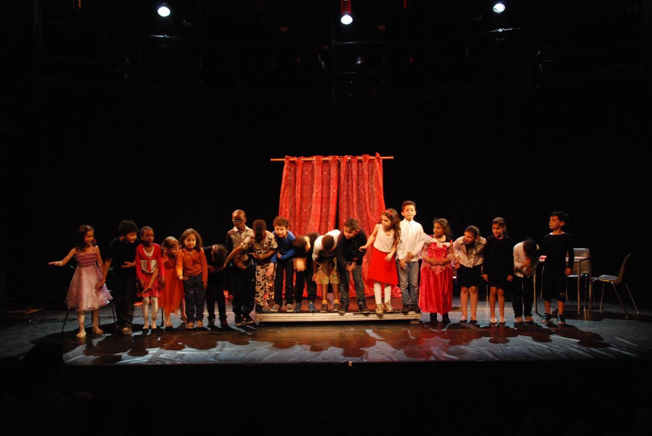 Oser le théâtre - Festival Emergences Pierre de Lune