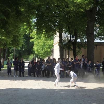 Médecine et gymnastique - Photo de la Mairie de Vanves