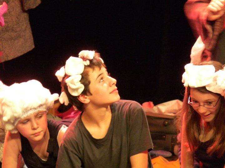 Gargantuel et Pantagrua - Michelet - Théâtre Le Vanves 2011