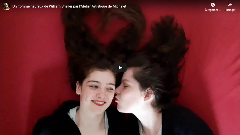 Atelier Artistique de Michelet confiné /Un atelier artistique virtuel